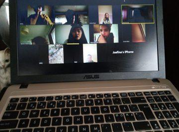 Tjejgrupperna träffas online i Närpes featured image